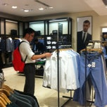 Photo taken at ZARA by msholy on 3/18/2013