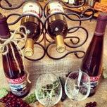 Photo taken at Knapp Winery & Vineyard Restaurant by Suma on 9/16/2012