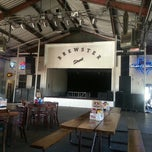 Photo taken at Brewster Street Icehouse by Jason T. on 8/28/2013