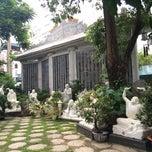 Photo taken at Chùa Pháp Hoa by Tiêu Đình Duy T. on 10/19/2014