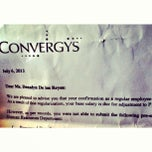 Photo taken at Convergys by Denalyn d. on 7/9/2013