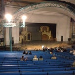 Photo taken at Летен Театър (The Summer Theatre) by Игорь П. on 9/5/2014