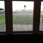 Photo taken at Gaststätte Sportstadl by Carsten M. on 11/9/2012