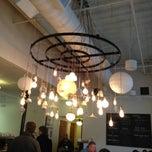 Photo taken at Tatte Bakery & Café by Kip D. on 12/20/2012
