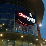 Photo taken at Cineworld by Zahar H. on 12/9/2012