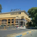 Photo taken at Portal Rosario Shopping by Agustina S. on 1/26/2013