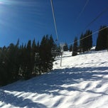 Photo taken at Solitude Mountain Resort by Scott T. on 1/22/2013