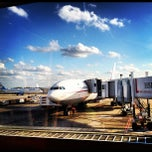 Photo taken at Terminal Sud by Bill M. on 10/31/2012