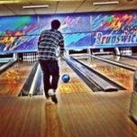 Photo taken at Brunswick Thousand Oaks Bowl by Michelle on 1/21/2013