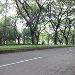 Photo taken at Taman Dayu Golf Club & Resort by A. A. on 1/5/2014