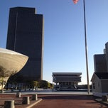 Photo taken at Empire State Plaza by Cassandra H. on 4/26/2013