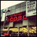 Photo taken at Cobo Center by antuan g. on 1/14/2013