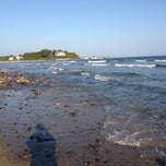 Photo taken at Parson's Beach by Kelley J. on 8/30/2013