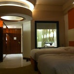 Photo taken at Millennium Hongqiao Hotel Shanghai by Sean C. on 11/10/2012