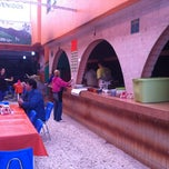 Photo taken at Los Tres Reyes - Barbacoa by Sergio D. on 11/24/2012