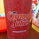 Photo taken at Orange Julius by Blythe W. on 6/21/2013
