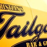 Photo taken at Christian's Tailgate Bar & Grill by Christian M. on 4/20/2013