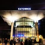 Photo taken at Katowice by Ludwik C. S. on 2/23/2013