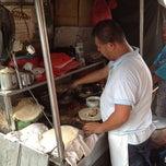 """Photo taken at Bunga Raya """"Fat Man"""" Popiah by Margaret T. on 11/21/2012"""