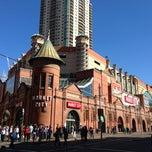 Photo taken at Market City by Kris A. on 5/18/2013