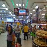 Photo taken at Brastagi Supermarket by Fedri T. on 11/6/2012