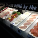 Photo taken at Mitchell's Fish Market by Türker D. on 11/13/2012