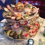 Photo taken at Max's Oyster Bar by Erkan K. on 7/15/2013