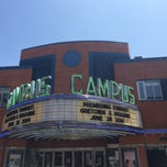Photo taken at Campus Theatre by Steph on 6/28/2014