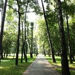 Photo taken at Черкизовский парк by Сергей on 6/26/2013