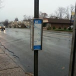 Photo taken at 60 Bus Stop by Thomas Z. on 12/4/2012