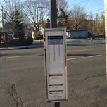 Photo taken at 60 Bus Stop by Thomas Z. on 4/10/2014
