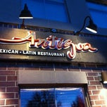 Photo taken at Antigua Mexican and Latin Restaurant by Rob D. on 10/27/2012