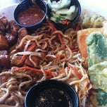 Photo taken at California Wok by Courtney B. on 10/21/2012