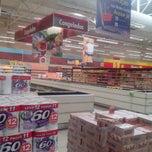 Photo taken at Supermercado Cidade by Francisca S. on 5/16/2013
