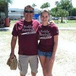 Photo taken at Buddy Baseball by Kris on 4/6/2013