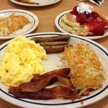 Photo taken at IHOP by Marc G. on 9/30/2012