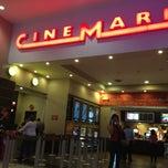 Photo taken at Cinemark by Vanessa Á. on 12/28/2012