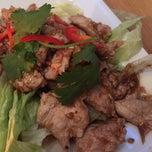 Photo taken at Thai Pot by Choco 5. on 3/7/2015