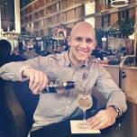 Photo taken at Atrium Bar & Restaurant by Dmitry L. on 3/15/2014