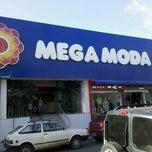 Photo taken at Mega Moda by Joathan C. on 10/6/2012