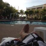 Photo taken at Hotel Aqua Vi Suites by Pedro U. on 3/17/2013