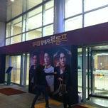 Photo taken at 충무아트홀 (Chungmu Art Hall) by SH L. on 11/21/2012