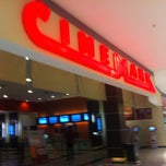 Photo taken at Cinemark by Lucio B. on 12/26/2012