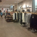 Photo taken at ZARA by Gaby S. on 8/11/2013