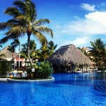 Photo taken at Grand Bahia Principe Bavaro by Oxana C. on 4/12/2013
