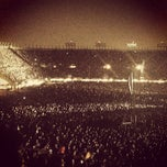 Photo taken at Foro Sol by Krisda V. on 4/22/2013