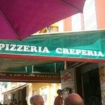 Photo taken at Pizzeria Creperia El Carajillo by Rocío C. on 10/19/2014