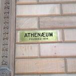 Photo taken at Athenaeum of Philadelphia by Cary L. on 6/14/2014