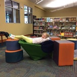 Photo taken at Mid-Continent Public Library North Independence Branch by Rayna A. on 4/15/2014