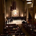 Photo taken at Episcopal Church Of The Transfiguration by Michael M. on 11/10/2013